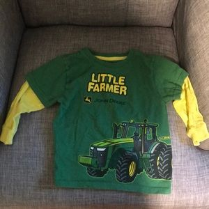 Toddler John Deere long sleeve